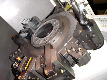 Cnc Lathe Machine. ADDER Machine Services LTD